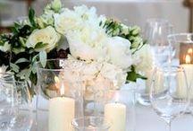 Flowers Details / Composizioni di fiori per matrimoni. Dettagli che sorprendono.