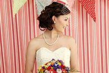 Wedding Theme Circus / Matrimonio a tema circo. Molto divertente e di sicuro effetto.