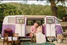 Wedding Theme Boho-Chic / Matrimonio in uno stile che fonde la cultura bohémien e quella hippy della tradizione gitana.