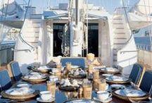 Love Boat / Matrimoni in barca. Lillà Bianco organizza matrimoni al lume di candela, in un'atmosfera da ricordare, in barca a Fiumicino.
