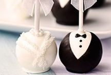 Cake  Pops & Sweet for a Wedding / Alternative gustose, alla classica torta di matrimonio.
