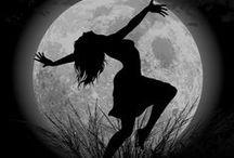 Sister Moon / The moon in all her splendor