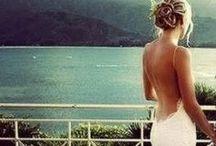 wedding dress, vestido de novia