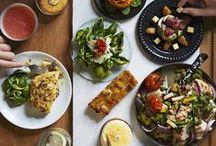 Buffets / CONVIVIALITÉ AU BUREAU Maison Pradier a composé des recettes simples et gastronomiques pour illustrer nos saveurs authentiques et artisanales dans des buffets pour accompagner vos repas d'affaires ou réunions de travail !