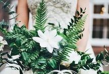 Wedding Theme Botanical / Matrimonio a tema organico-botanico