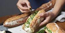 Sandwichs / Découvrez dans les restaurants Maison Pradier de délicieux sandwichs frais et gourmands