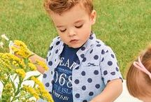 Spring Summer Baby Boy Collection | 6-36 months / https://www.ido.it/it/lookbook/baby-boy