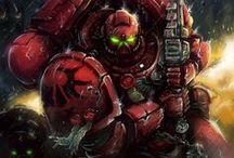 WH40K SPACE MARINES
