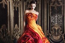 Rami Kadi: Au Bal Des Orchidees Noires / Rami Kadi FW12 Couture Collection
