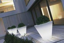 Lighting pots by TerraForm