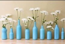Crative flower pots