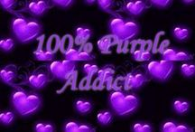 PURPLE / My favorite and my astrological color / by Odette