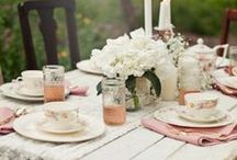 . a summer wedding .