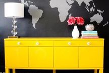 ~ gWitster Finds yellow ~ / gWitster Finds puts sunshine in your rooms.