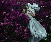 Fine Art Fantasy Photography / Surreal conceptual fantasy dark dreamlike photography