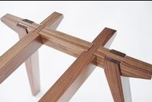 Joinery / Dovetails, mortise and tenons and more...