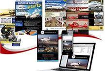 Aviation eBlasts / Aviation Email Marketing