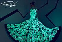 Rami Kadi: Lucioles / Rami Kadi FW15-16 Couture Collection
