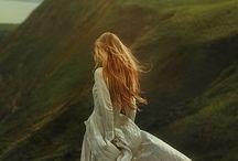 Landscape Portrait Photography