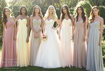 Bridesmaid Dresses / Vestidos de Madrinha ❤️ / Vestidos lindos para madrinhas! www.ixigirl.com ❤️