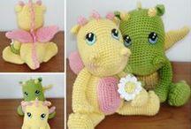 Knit, Crochet and Cross Stitch