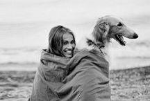 Girls&dog