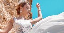 Beach wedding dresses / Pin It ! Illusion lace beach wedding dresses. Chiffon , lace, open back, with long lace sleeves . Vintage, boho , rustic, romantic. Bridal runway show haute couture Julija Bridal Fashion . Luxury, illuzion, handmade, boho, rustic, simple, vintage, eco, wood, loft, street, classic, beach, elegant , excluzive, sexy , lace, with long lace sleeves, mermaid, ball gown, chiffon, tulle, with train, open back, princess, inspired , backless, non corset. #julijabridalfashion #weddings #brides #bride