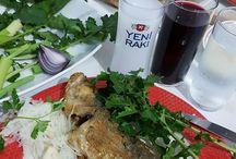 Turkish food &drinks