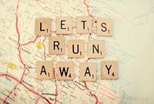 LET'S RUN AWAY!