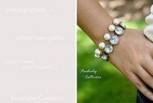 Pemberley Collection / A collection inspired by beautiful vintage and estate style jewelry.