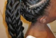 Protective Hairstyles / by Arodys C
