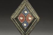 Enamelling - Roman period / Gallo-Roman, Romano-British, or just plain Rome - This is for the early enameling - 1st - 4th Century