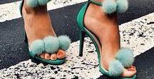 Heels & Ballerinas / Chic cute shoes