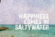 // Beachy Sayings / Lifestyle Quotes, Words of wisdom