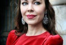 Ulyana Sergeenko / by Marut