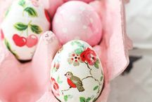 Easter - or I love eggs / This is an Easter board. / by Theresa Savage