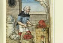 Dyeing in Manuscripts