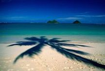 Beautiful islands and beaches
