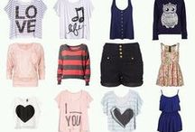 Clothing / Sew inspiration