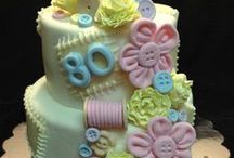 awesome cakes / by Tina