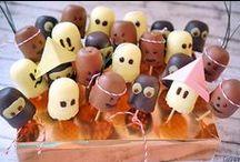 Essen - schön dekoriert und witzig / witzige Party-Dekorationen, Essen für Kinder