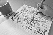 sketchnoteing / kreslenie,cestovatelsky zapisnik