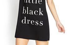 la petite robe du vendredi soir ...