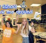 """High-School-Videos / Aktuelle Videos findest du in unserer """"Schüleraustausch""""-Playlist auf www.youtube.com/weltweiser-fernweh! Weitere Erfahrungsberichte zu Programmen wie Schüleraustausch, Au-Pair, Sprachreisen oder Work & Travel gibt es übrigens hier: www.weltweiser.de/erfahrungsberichte-auslandsjahr.htm"""