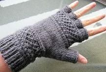 Stricken und Häkeln / Handarbeiten mit Wolle