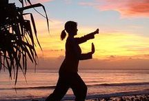 Gentle Exercise for Fibromyalgia:  Gentle Yoga, Stretching, Tai-Chi, Quigong for Fibro