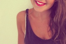 make-up inspiration<3