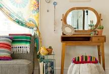 Casa e decoração / Ambientes e inspirações de decoração.