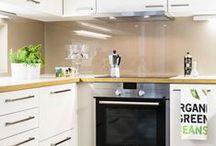 Kiva ja toimiva keittiö / Viihtyisiä ja fiksuja keittiöitä Skanska Kotien projekteissa