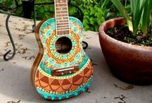 Guitars / by Gloria Roubal